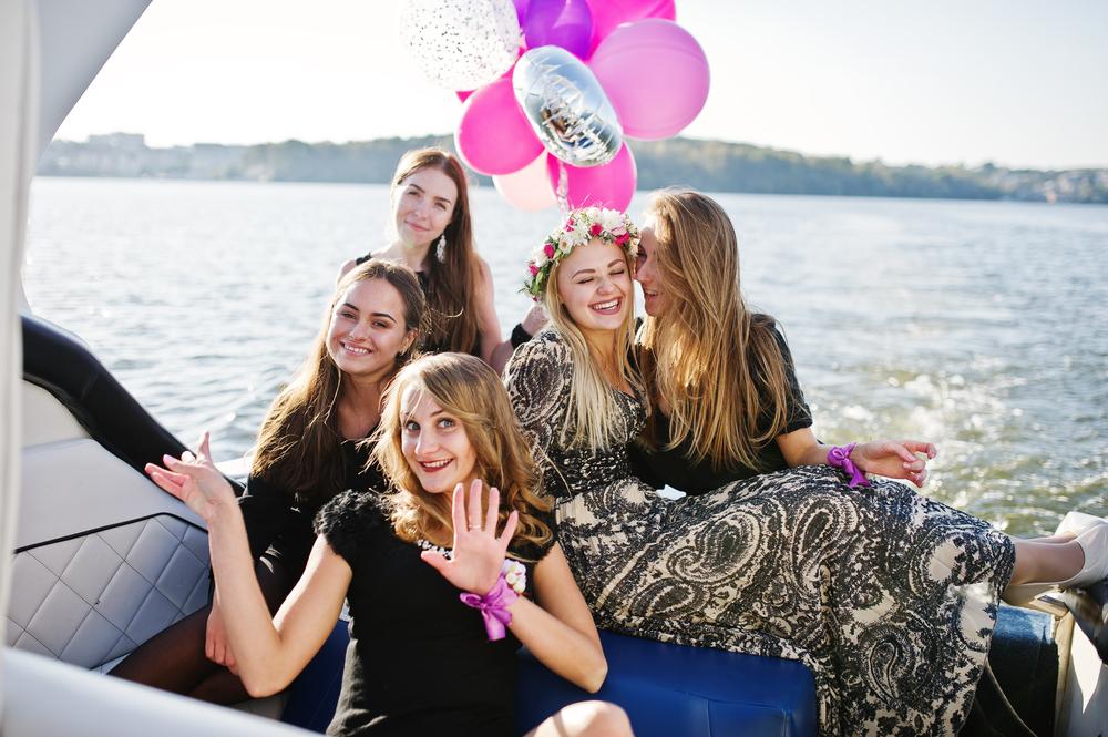 11 idées pour un enterrement de vie de jeune fille réussi