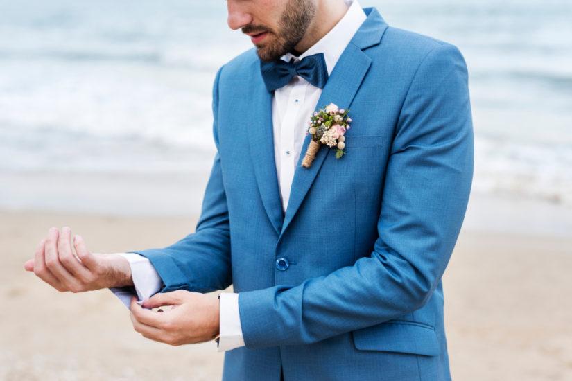 Bien choisir ses accessoires de marié bretelles, nœuds papillons....