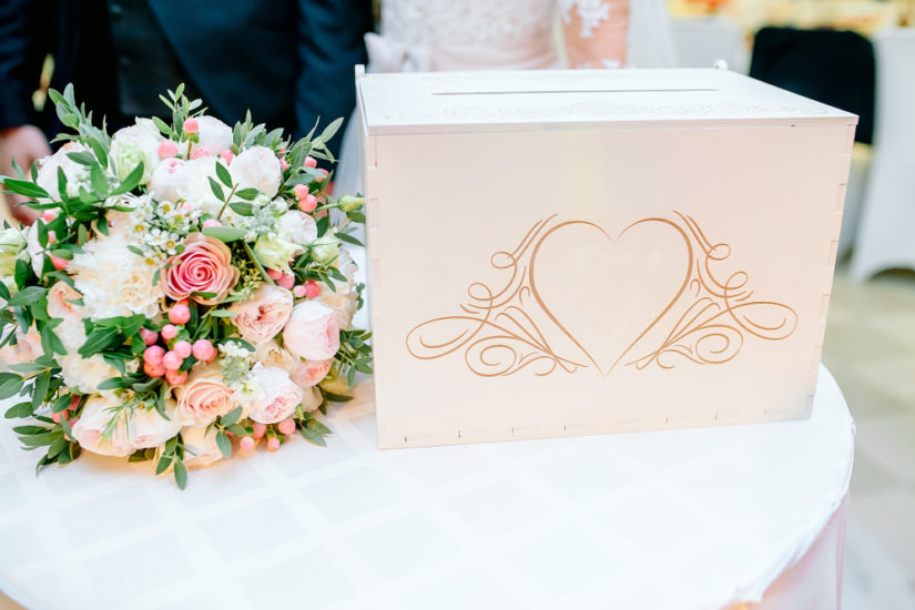Combien mettre dans une enveloppe de mariage