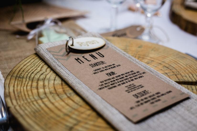 Comment bien choisir son menu de mariage
