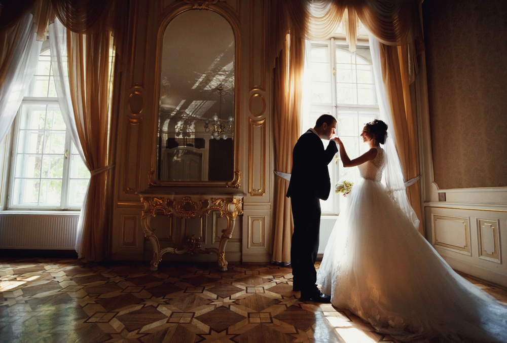 Comment organiser un mariage de princesse