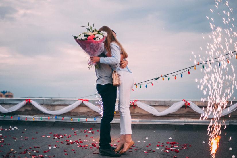 Demande en mariage idées