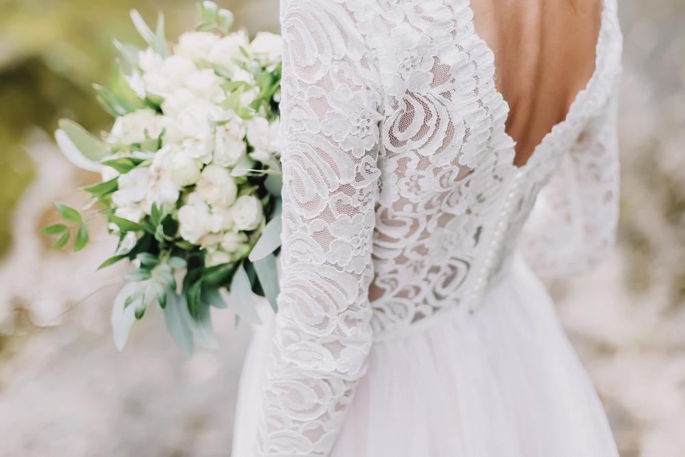 Les tendances robes de mariées 2022