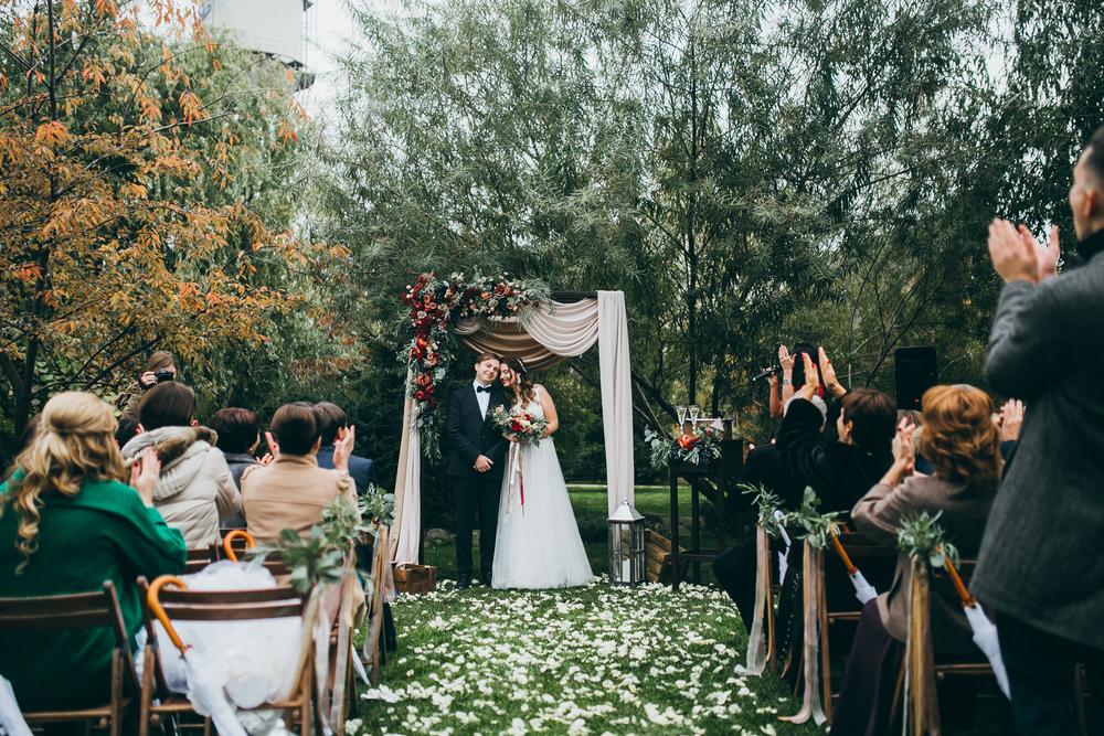 Organiser un mariage en Automne conseils et inspirations