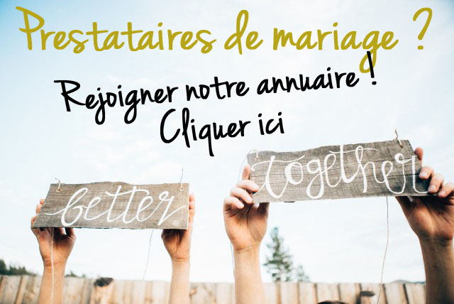 Prestataires mariage - Touslesmariages.com