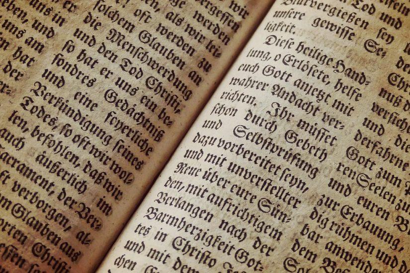 Psaumes pour un mariage religieux