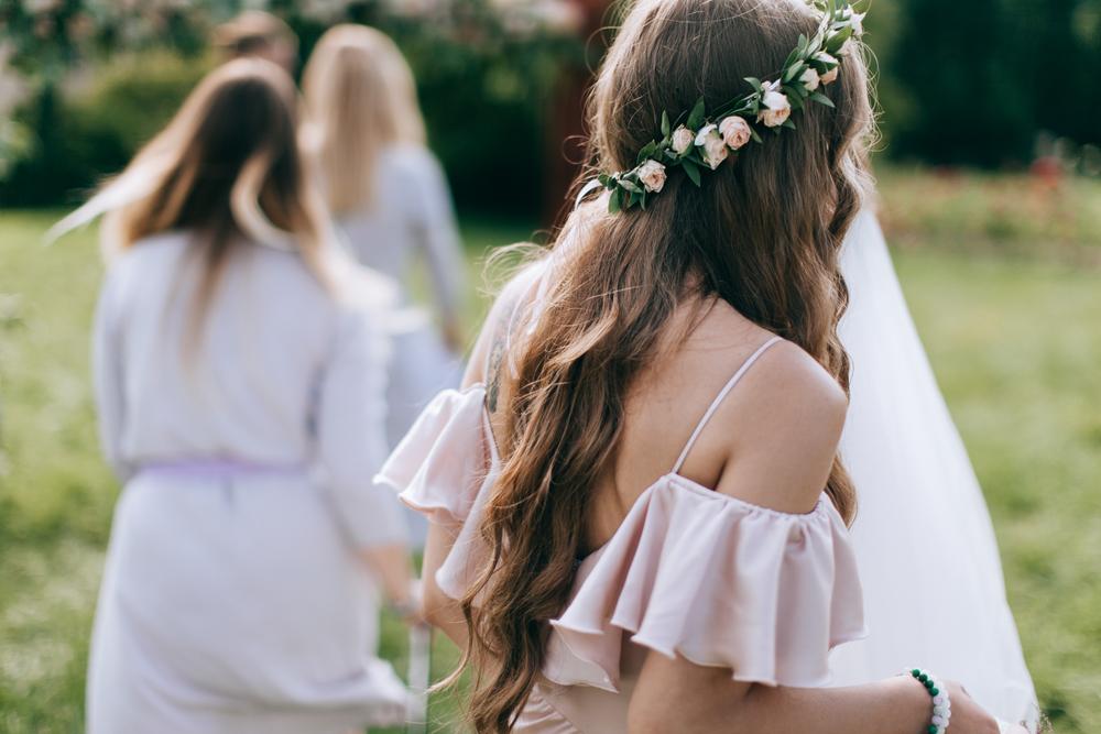 Quelle tenue d'invitée de mariage champêtre