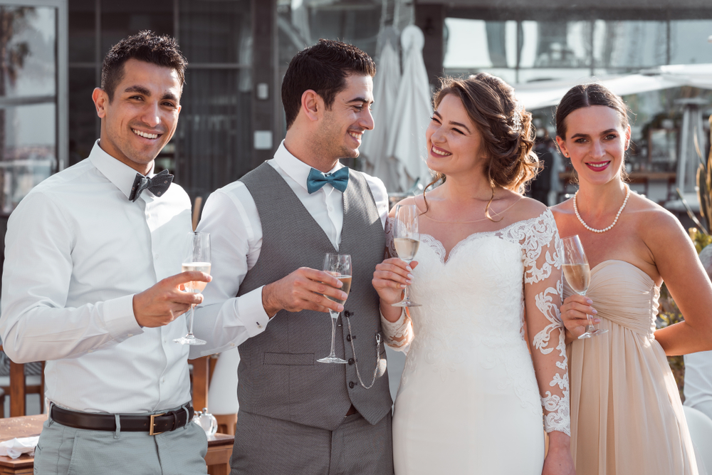 Témoins de mariage les 9 tâches des témoins des mariés