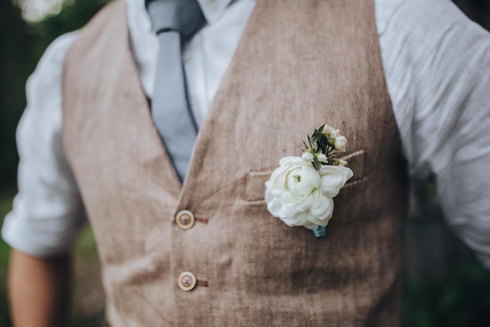 accessoire de marié