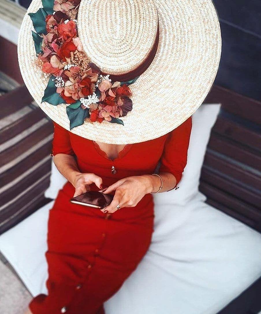 chapeau invitée de mariage