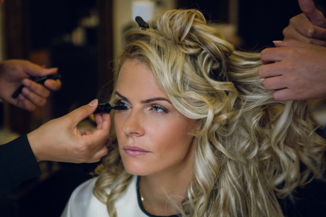 coiffure mariage visage ovale