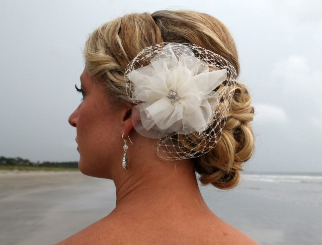 coiffure mariage visage rond