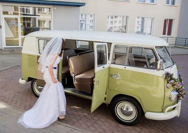 combi ww pour aller a son mariage
