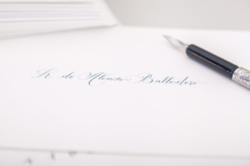 comment rédiger ses faire part de mariage