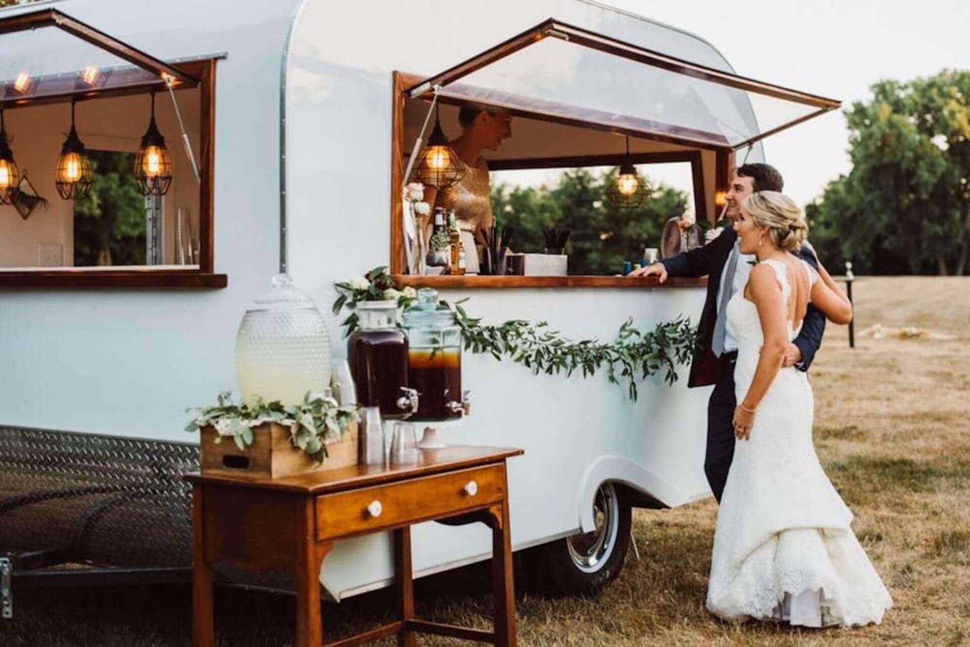 foodtruck mariage