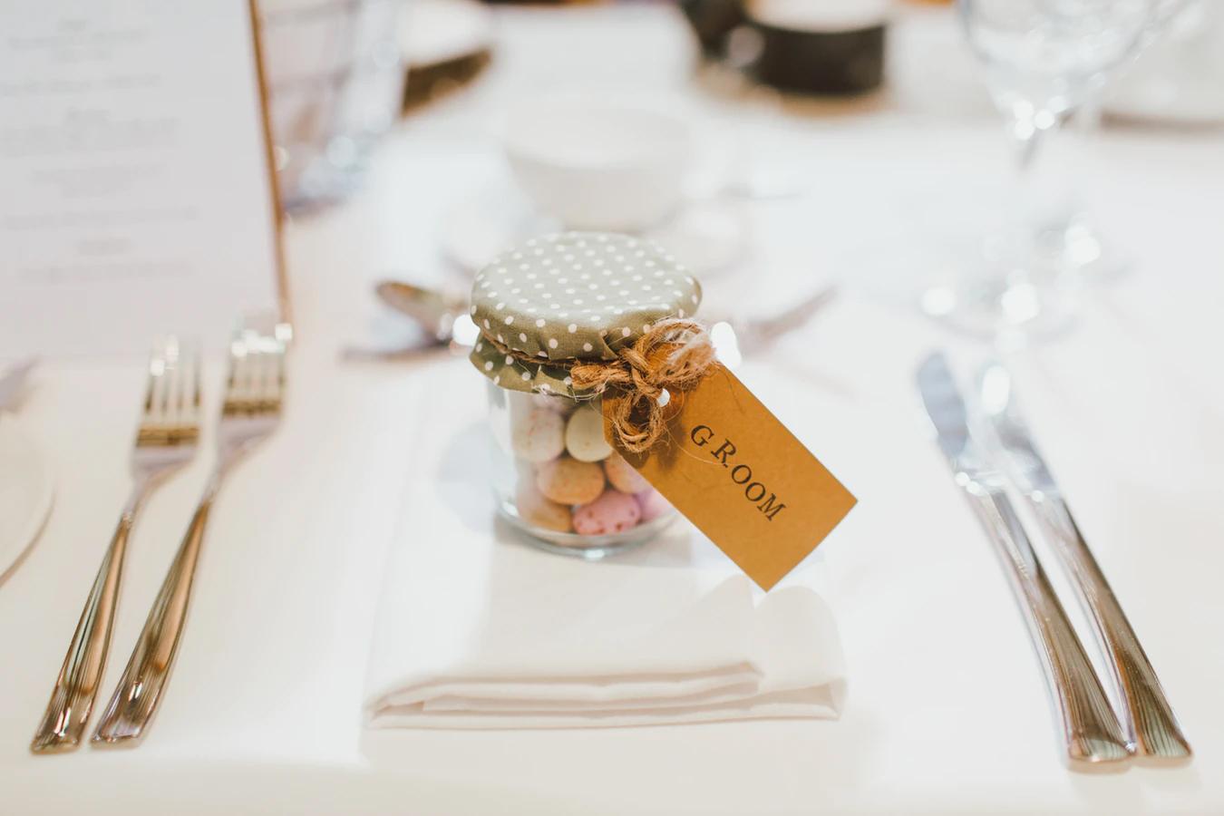 idees cadeau invité mariage personnalisé