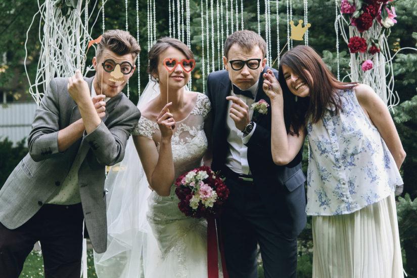 8 idées de jeux de mariage funs et originaux