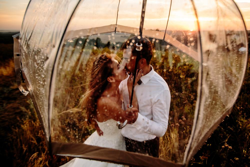organiser mariage pluvieux