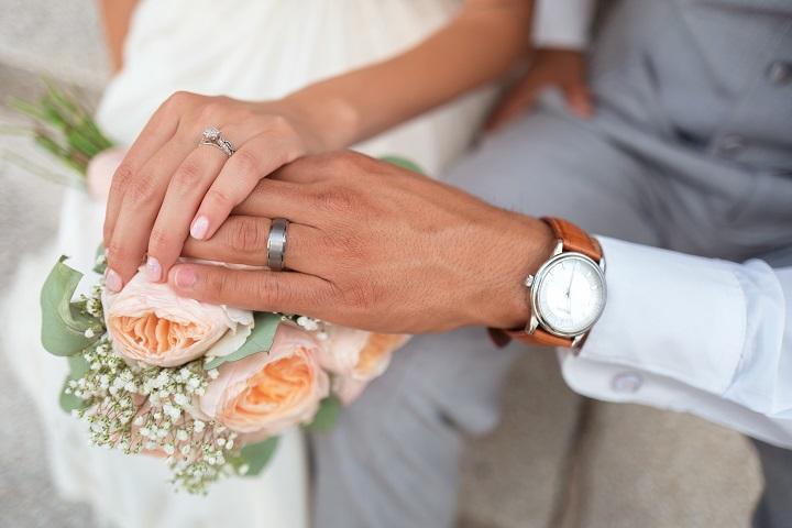 photographie mariage alliances