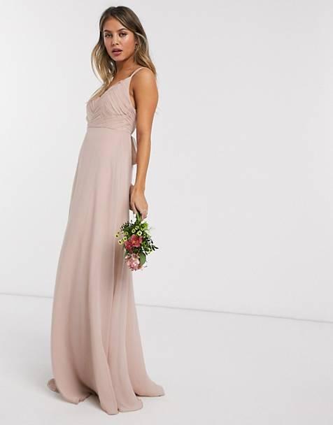 robe bohème mariage asos