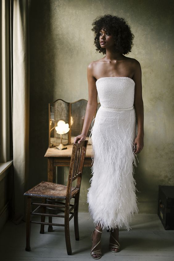 robe de mariée tendances