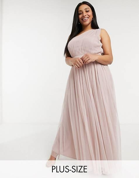 robe mariage femme ronde