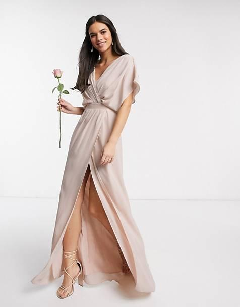 robe empire pour un mariage