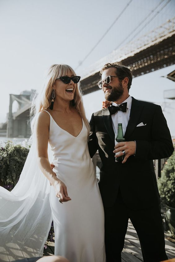 slipdress mariage
