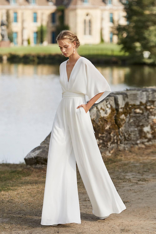 tendance robe de mariée